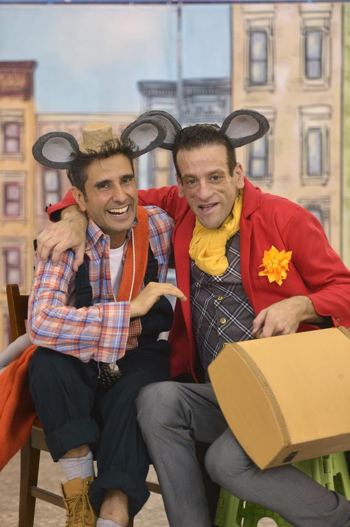 עכבר העיר ועכבר השדה - זאטוטרון