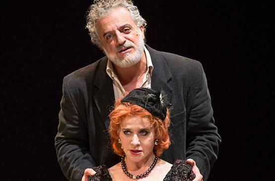 זורבה  היווני - תיאטרון באר שבע בשיתוף הבימה